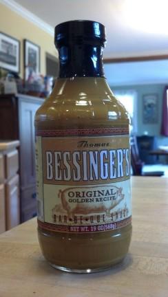 Bessinger's BBQ Sauce